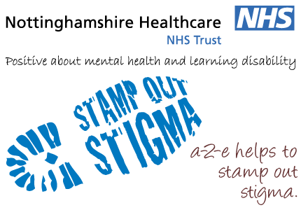 a-2- helps to stamp out stigma.